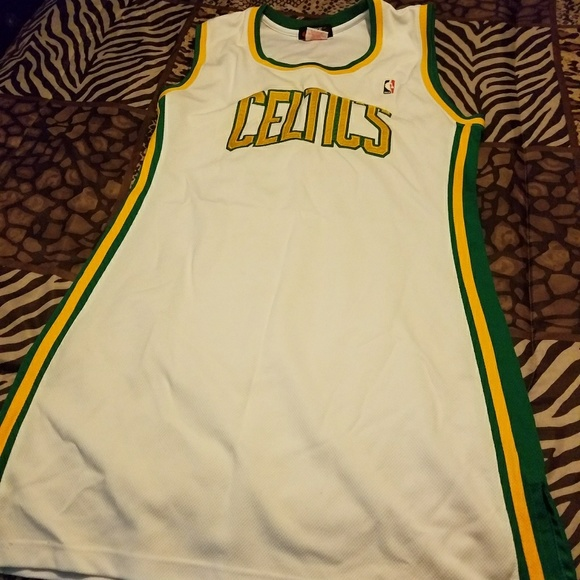 Nba Dresses Team Jersey Dress Boston Celtics Poshmark